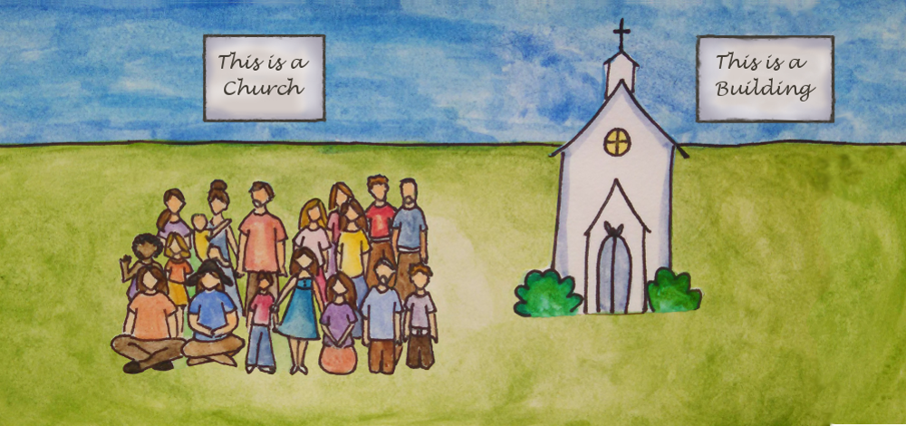 The Church is Made of People