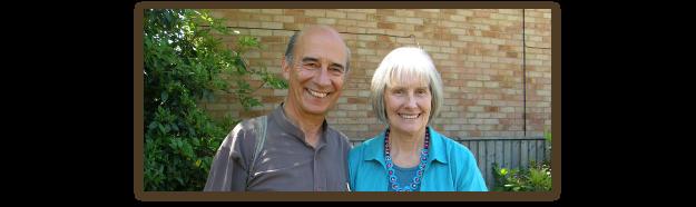 Bernard and Hazel Hull
