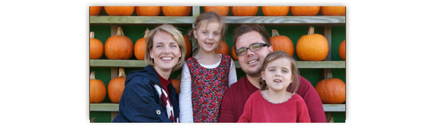 Greg Skrobarczyk and family